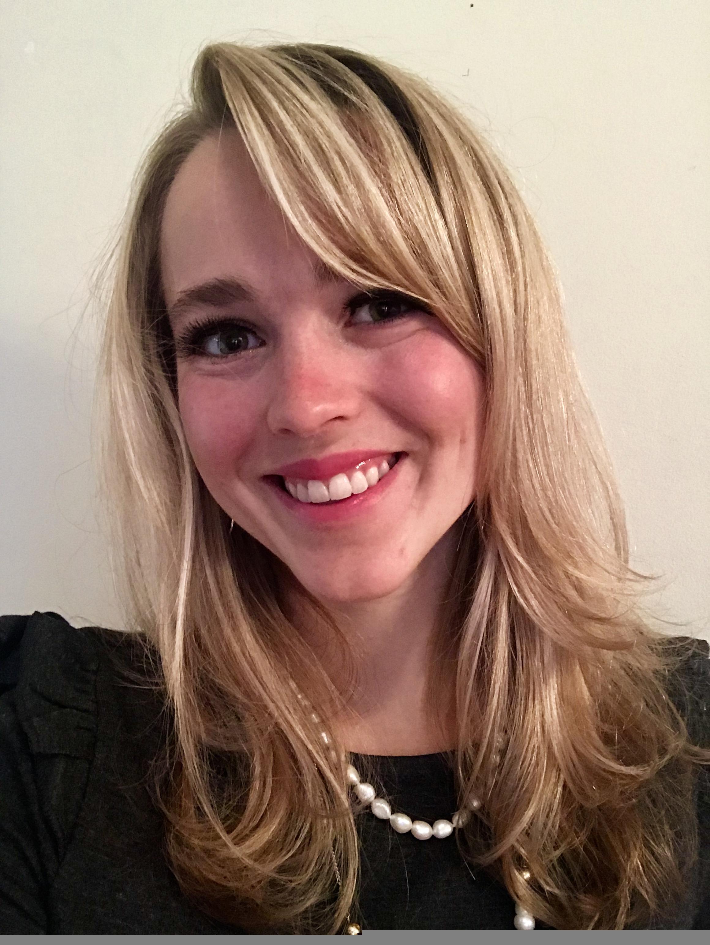 Photo of Ms. Thomson
