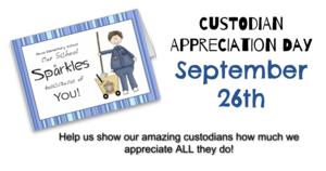 Custodians Appreciation Day