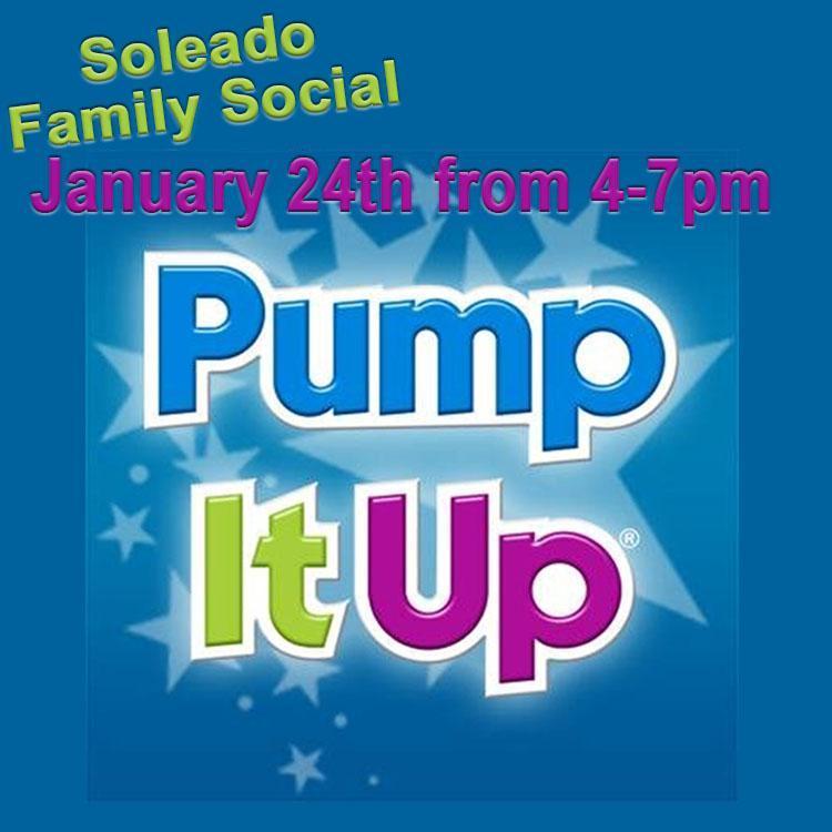 Pump it Up Family Social! Thumbnail Image