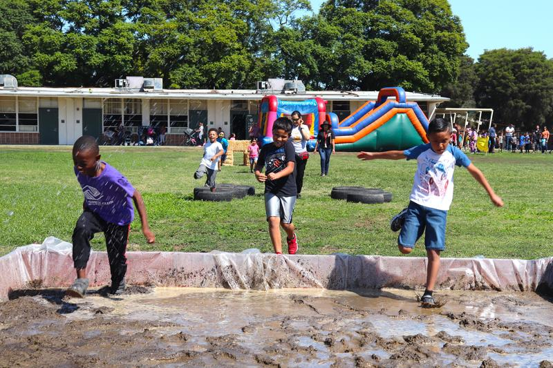 Lake Marie Elementary Hosts 5th Annual Mud Run Featured Photo
