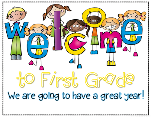 Welcome to First Grade! – Audra Mitchell – Randolph Elementary School