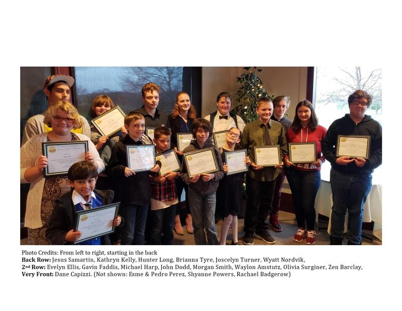 Students awarded Every Student Succeeding