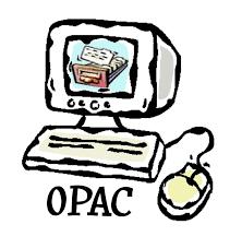 OPAC computer
