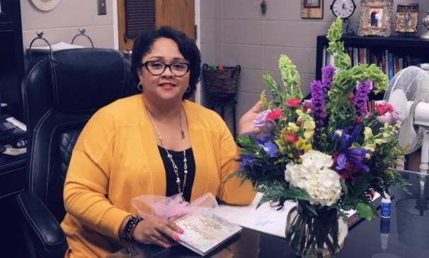 Happy Boss's Day to Mrs. Dwanetta Scott!
