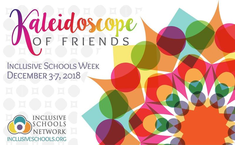 Mark your calendars for this year's Inclusive Schools Week Featured Photo