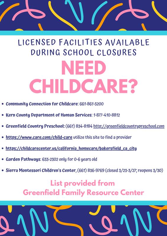 Child Care / Guarderías Thumbnail Image