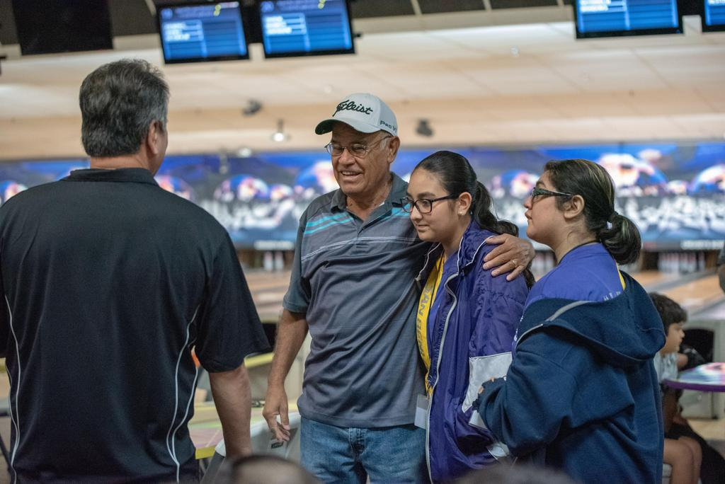 10/29/18 Special Olympics Bowling