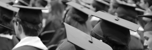 photo of graduation