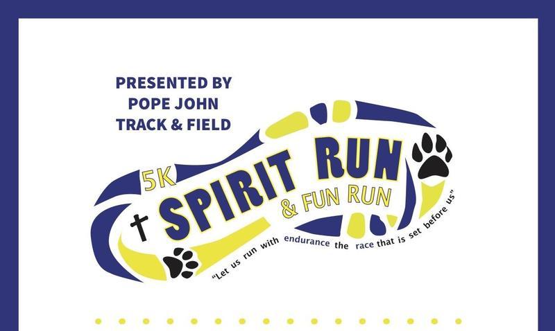 Spirit Run Flyer picture