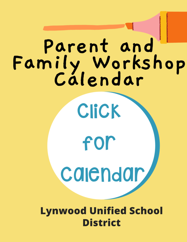 Parent & Family Support Workshop Calendar Site Featured Photo
