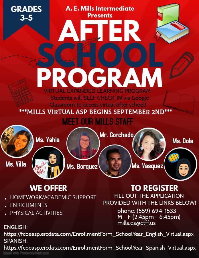 After-School English