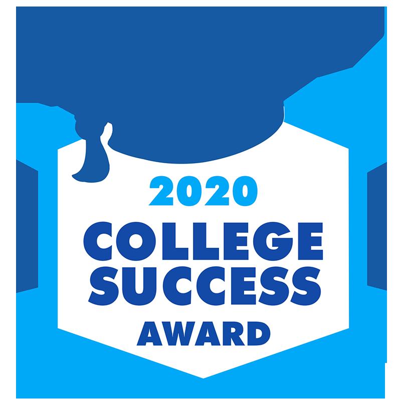 2020 College Success Award
