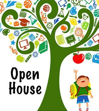 UPDATE--MS OPEN HOUSE AUGUST 23  GRADE 6-8 --  We can't wait to see you! Featured Photo