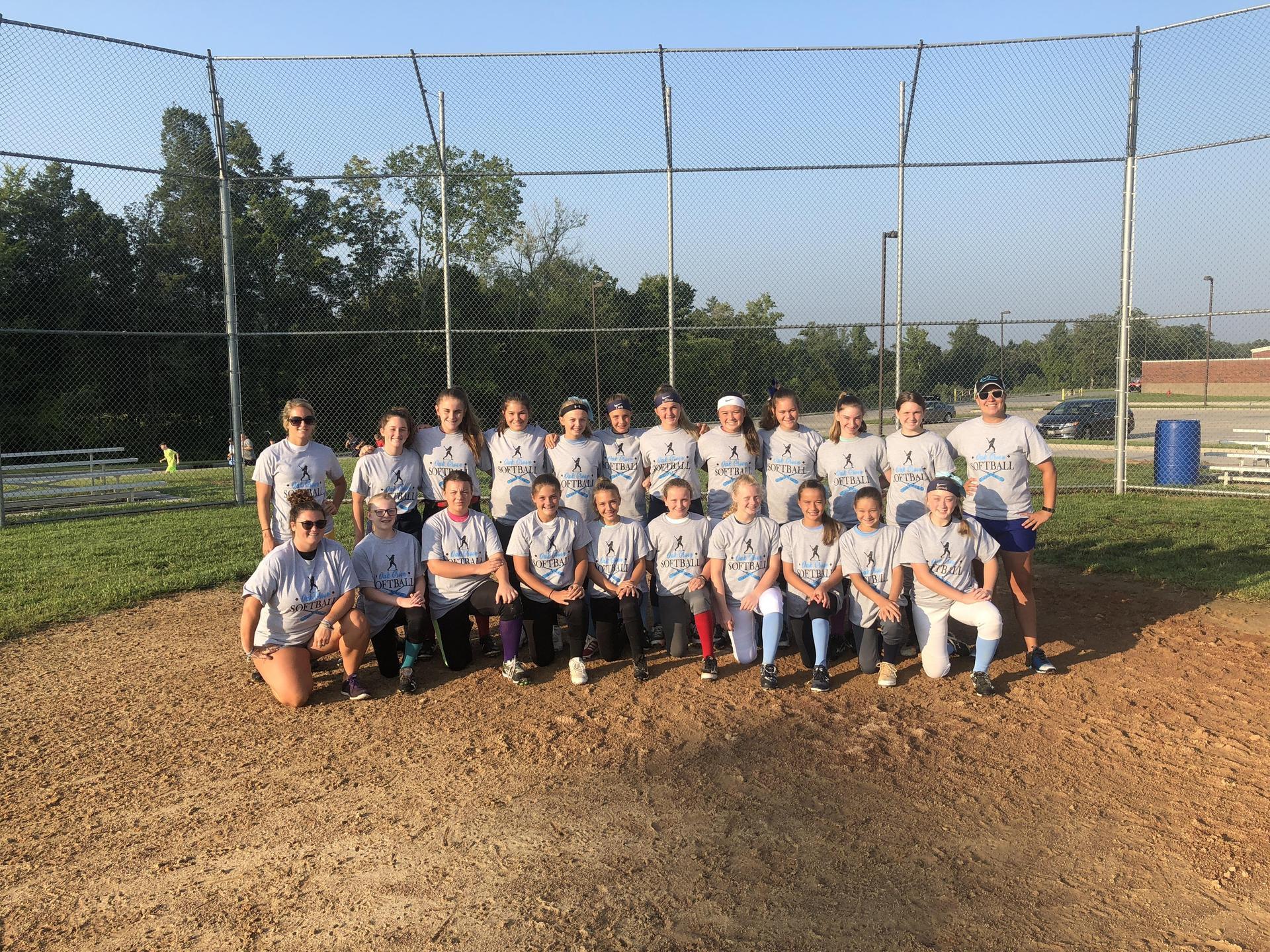 2018 Softball Camp