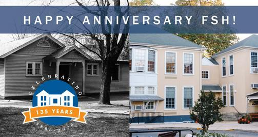 Happy 135th Birthday FSH! Featured Photo