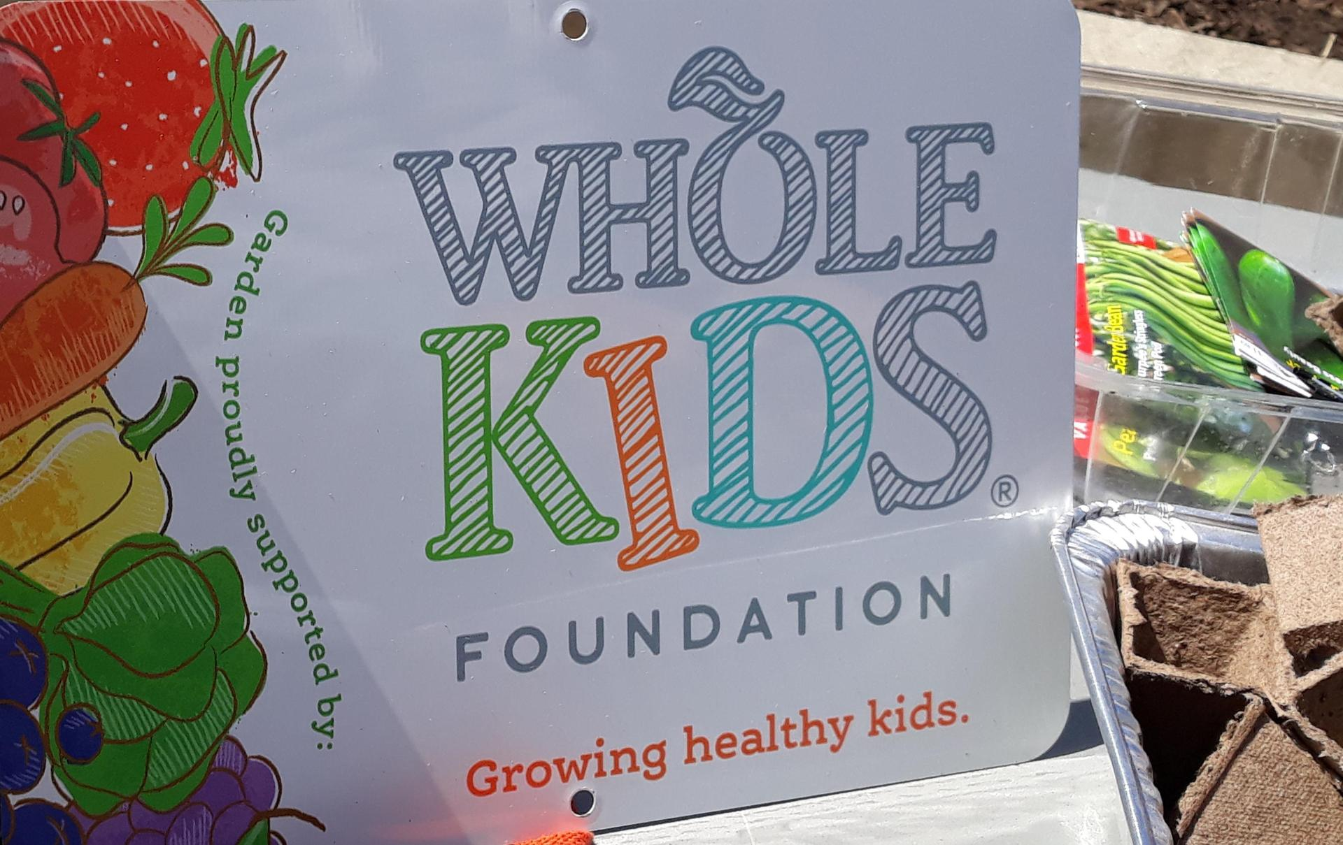 Partnership with Whole Foods