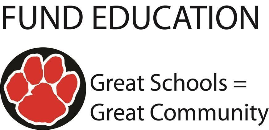 Fund Education / Great Schools=Great Community