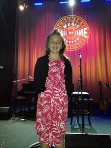 Two RCS students selected for Country Music Hall of Fame event Thumbnail Image