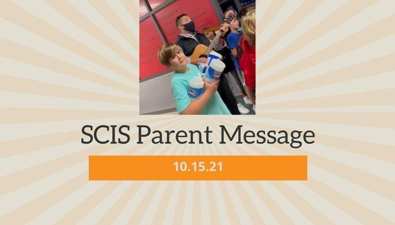 10.15.21 SCIS Parent Message Featured Photo