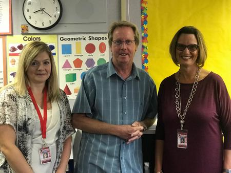2nd Grade: Mrs. Shaw, Mr. Miller, Mrs. Hayett