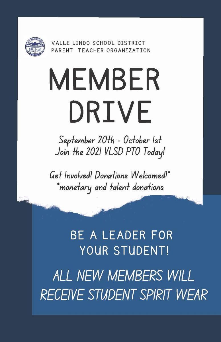 Member Drive
