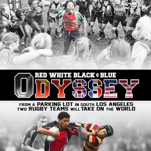 Netfix Documentary Red, White, Black and Blue Odyssey