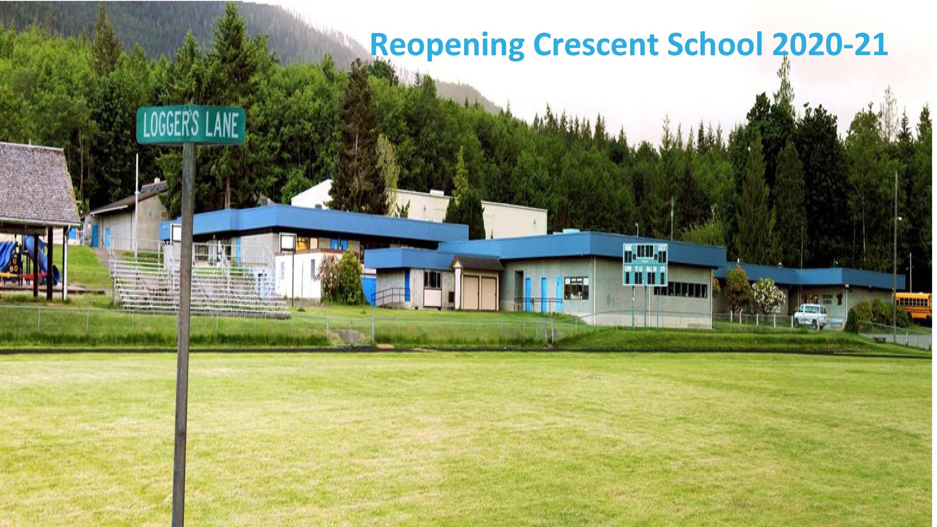 Crescent Reopen Plan