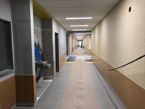 Shiloh Hills Hallway