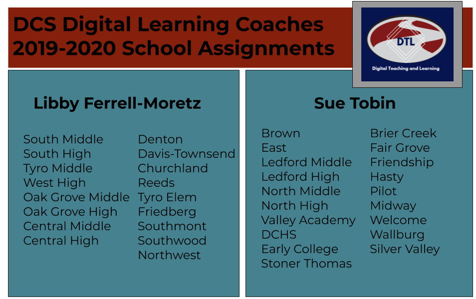 Digital Learning Coach Assignment