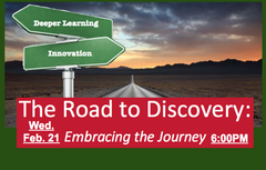 GTMS Expo The Road to Discobery Feb. 21 at 6:00PM