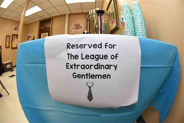 DPE Gentlemen's Class