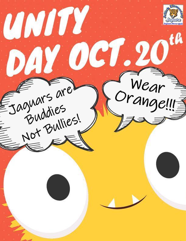 Unity Day!! Wear Orange! Featured Photo