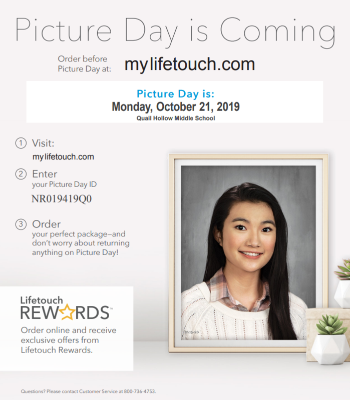 picture day english flyer
