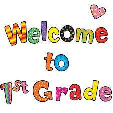 Welcome to First Grade! – Kimberly Hirzel – Land O'Pines School