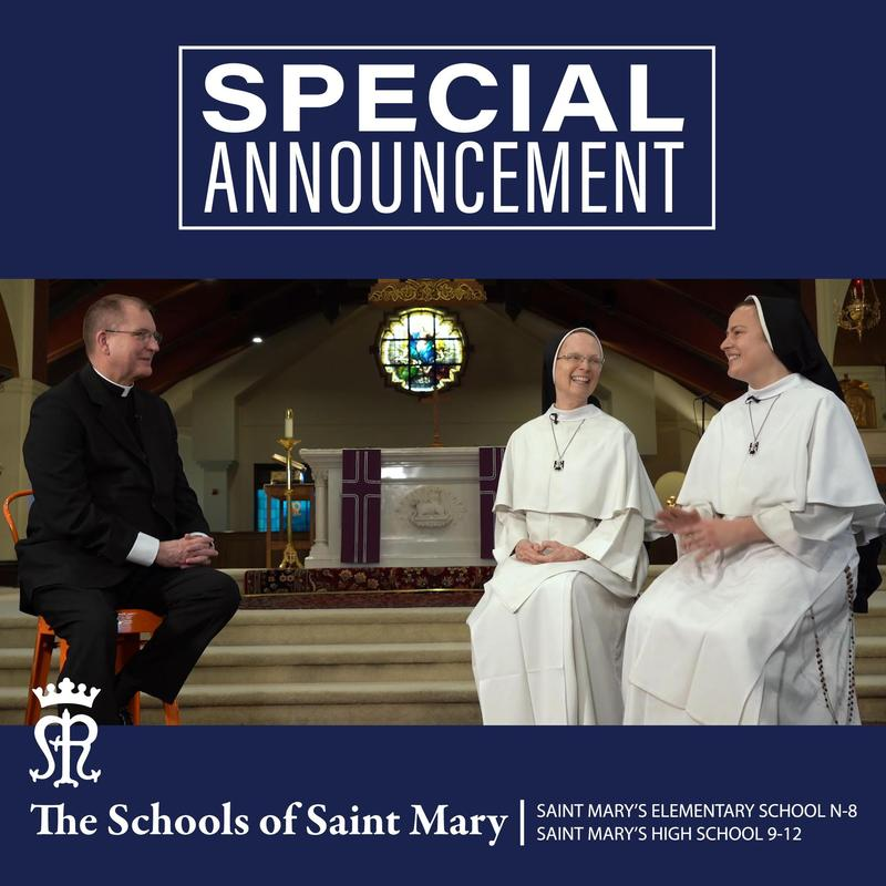 Welcome to the Dominican Sisters of Mary, Mother of the Eucharist! Featured Photo