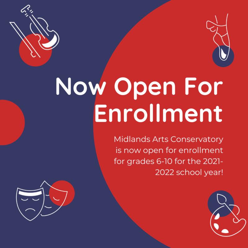 Now Open for Enrollment