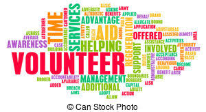 colorful words about volunteering