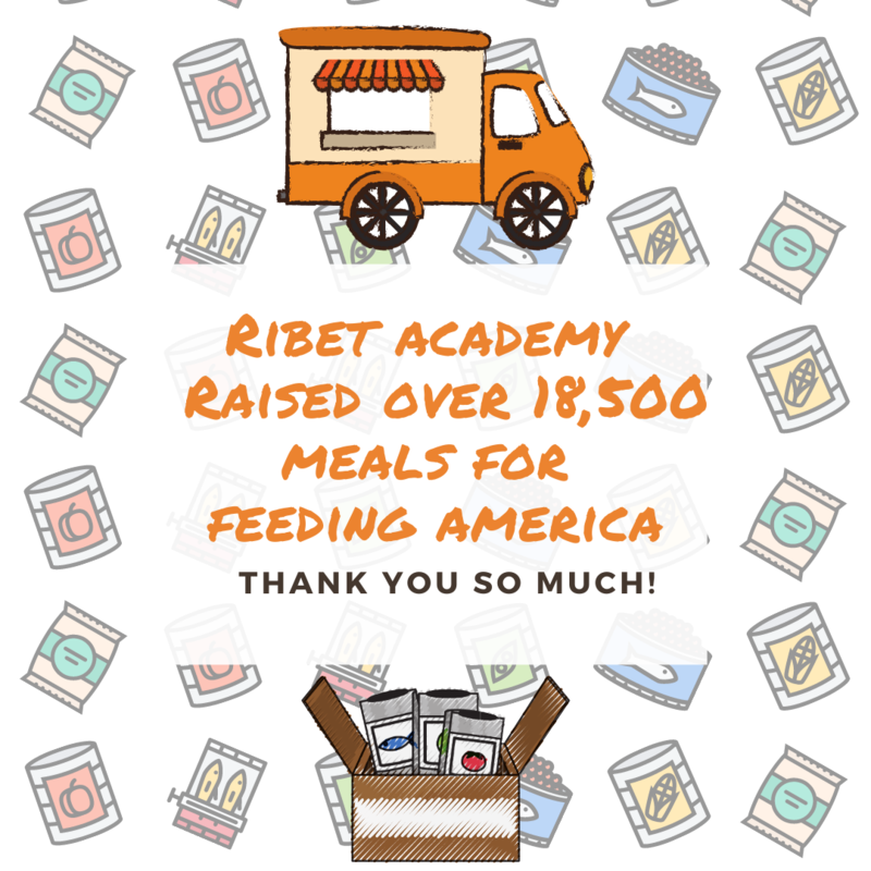 ASB members raised over 18,450 meals for Feeding America! Featured Photo