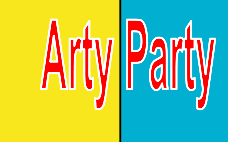 2020-2021 Arty Party Featured Photo