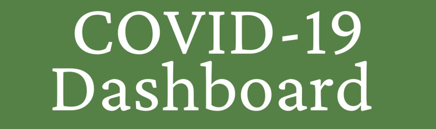 D50 Release COVID-19 Dashboard
