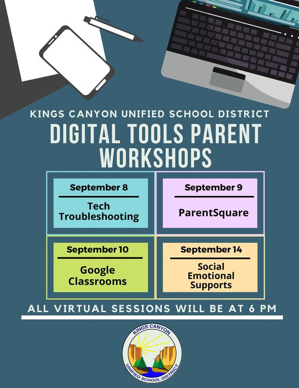 Digital tools workshops