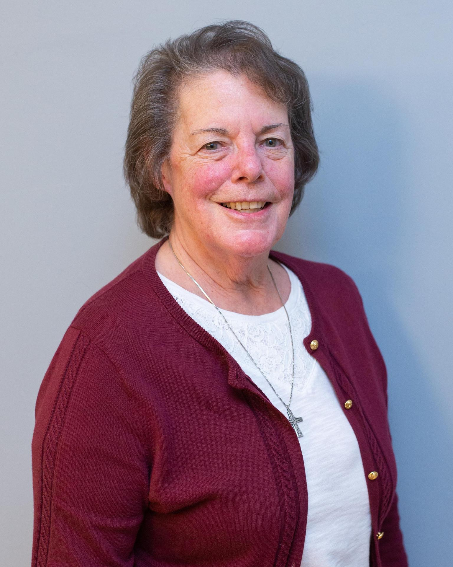 Sr. Gina Marie Blunck