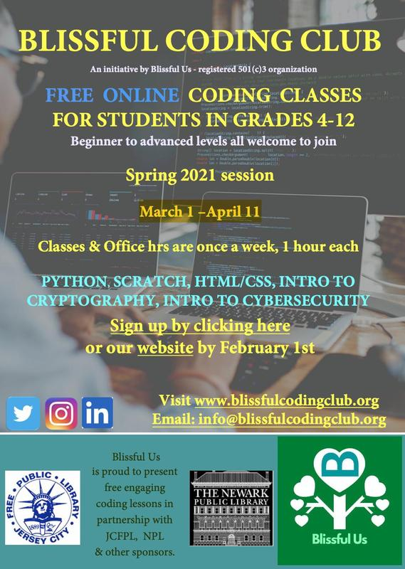 Free Computer Coding Club after school in March