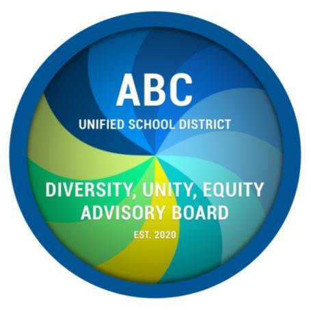ABC difersity, unity, equity logo