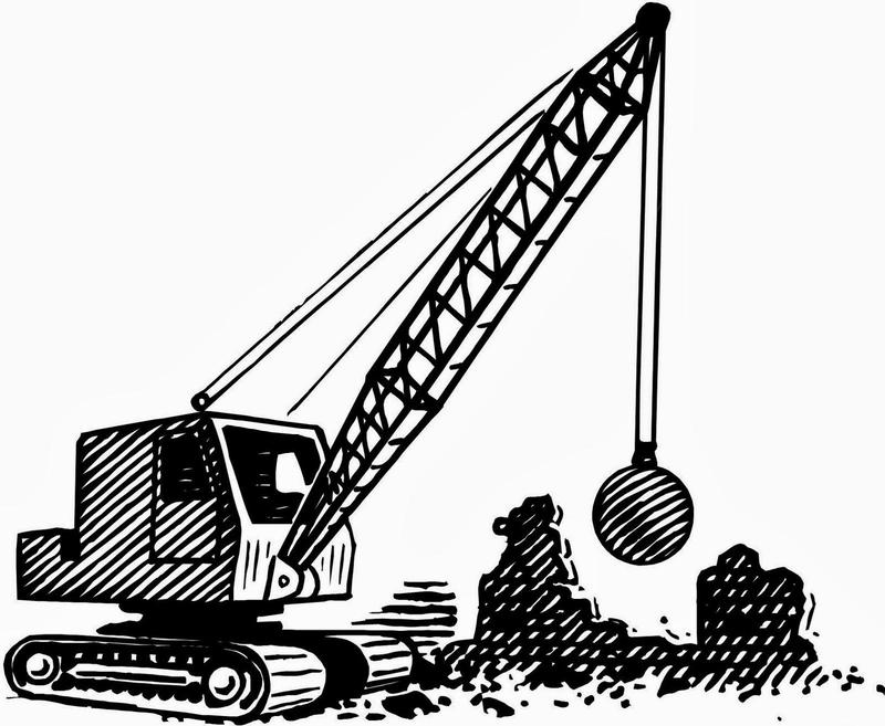 Demolition ClipArt