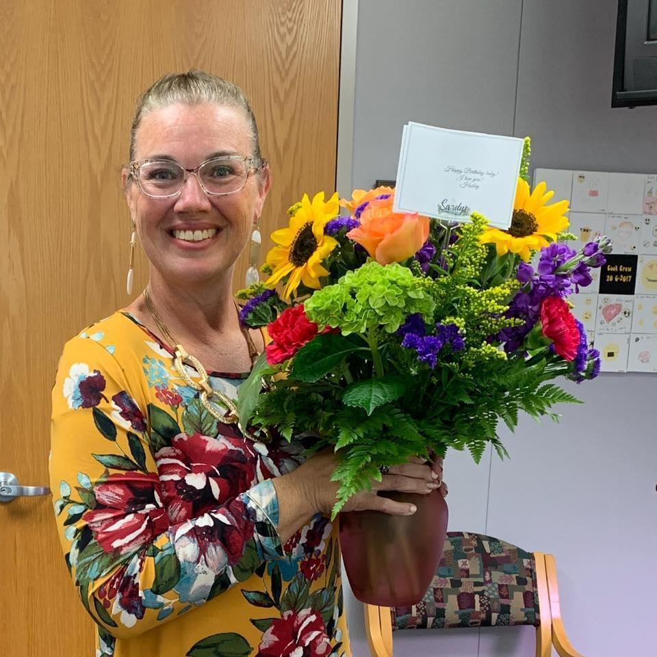 Principal Jennifer B. Cook