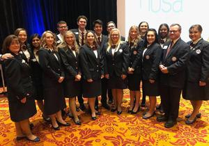 State HOSA Officers