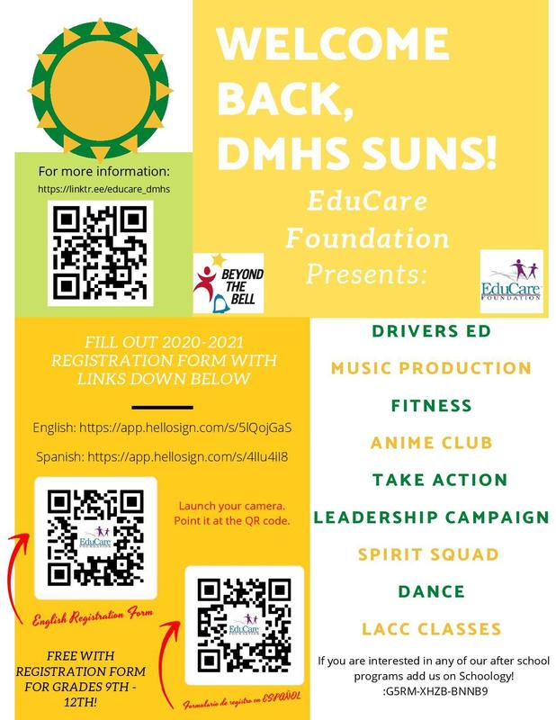 EduCare: Welcome Back to School Suns Featured Photo