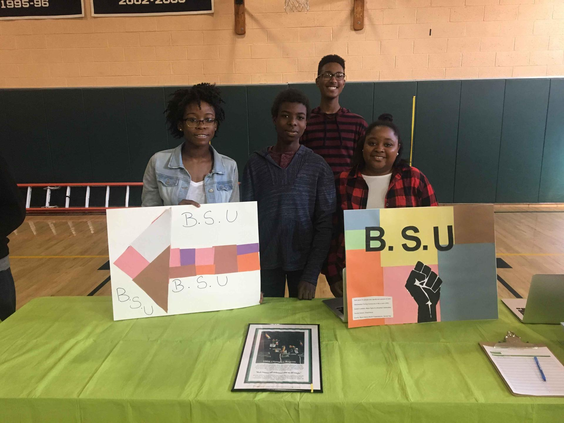 BSU - Black Student Union