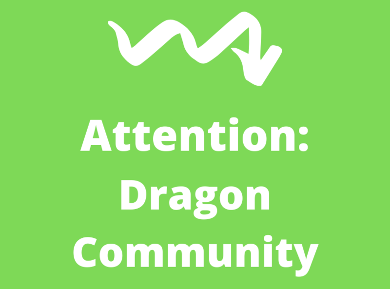 Attention Dragon Community